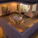 BlueJay Aster villas - Premium Luxury Villas - Roof Night View