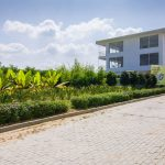 BlueJay Aster luxury villas in bangalore - outside view1