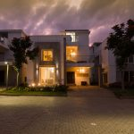 BlueJay Aster villas - Premium Luxury Villas - lightings