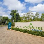BLUEJAY ATMOSPHERE-2 Villa Plots in Bangalore North Entrance