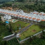 BlueJay Malgudi - Villas In Kanakapura Road - Aerial View1