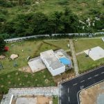 BlueJay Malgudi - Villas In Kanakapura Road - Play Area Aerial View