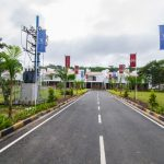 BlueJay Malgudi - Villas In Kanakapura Road - Entrance Street2